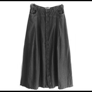 Free People | Boho Chic Maxi Skirt